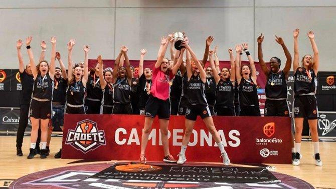 L'Alba i la Mar, campiones d'Espanya