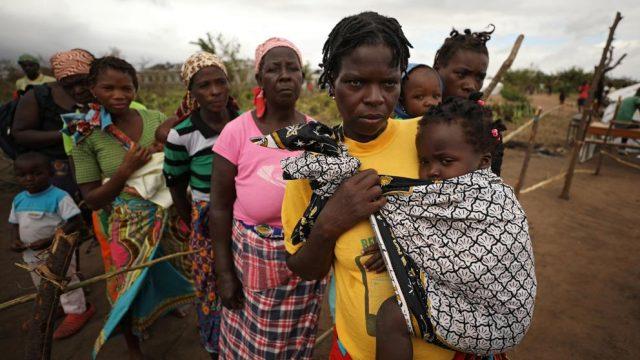 Àfrica: desplaçar-se per sobreviure