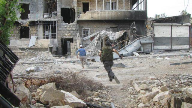 Periodisme de guerra per rescatar el món