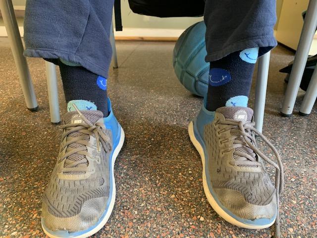 Reflexionem sobre la moda dels mitjons