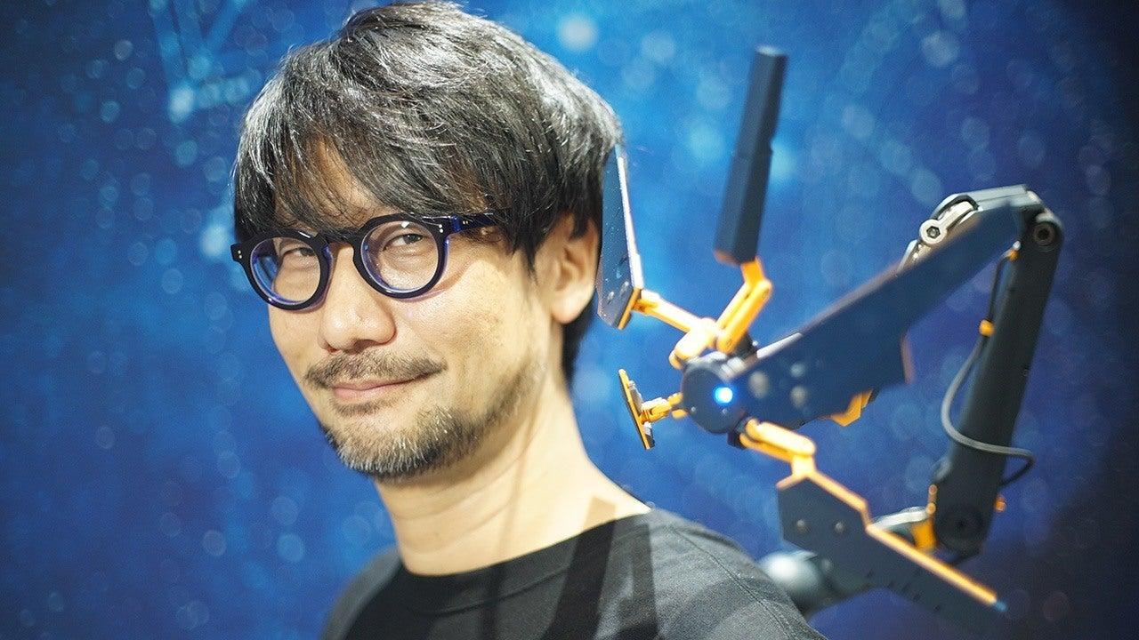 Hideo Kojima y su Death Stranding