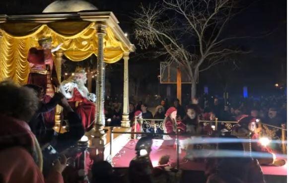 Resum de la Cavalcada de Reis Cardedeu