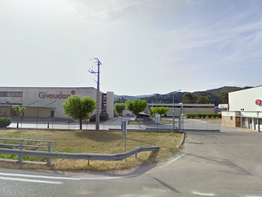Givaudan, a tour around the offices in Sant Celoni