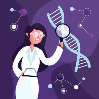 Scientific and extraordinary women