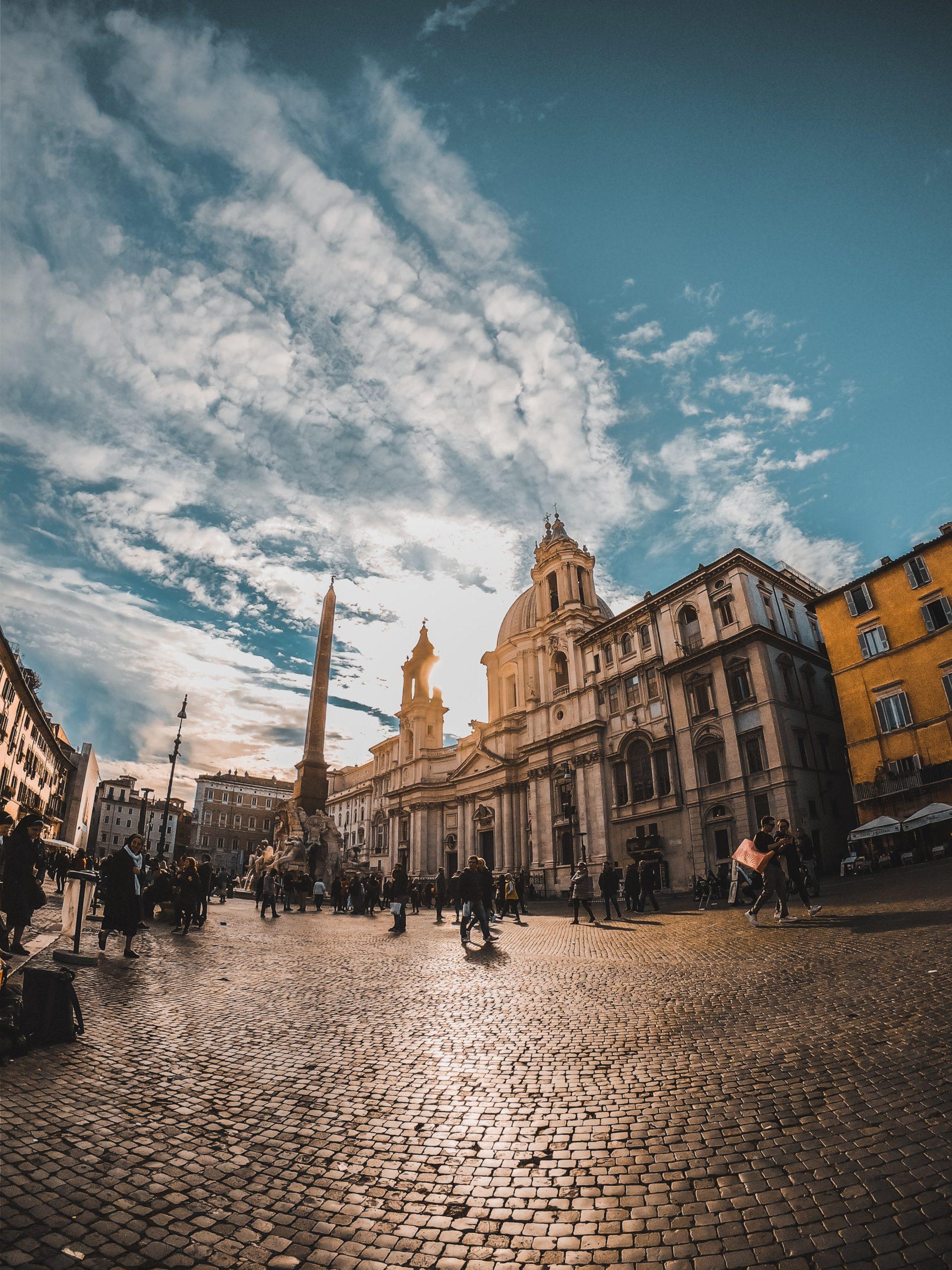 Se suspèn el viatge a Roma?