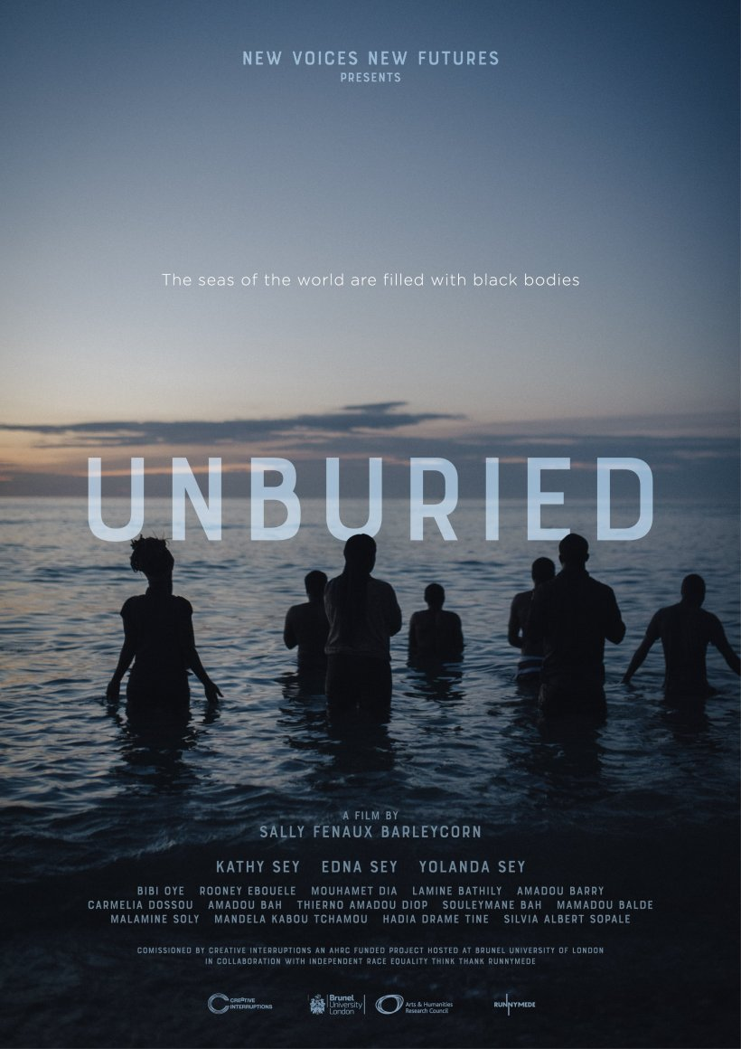 """""""Unburied"""",  tribut a les ànimes desenterrades en una costa normada"""