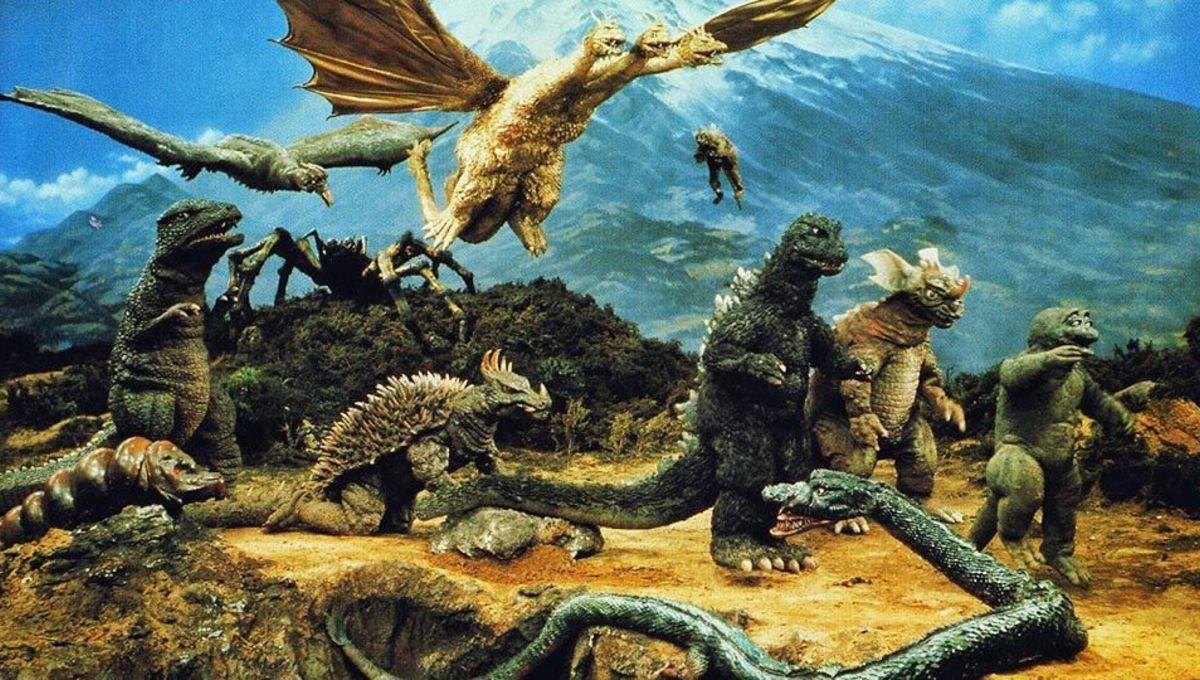 Godzilla: un repaso por los primeros años de la mítica franquicia