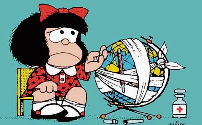 Mafalda ja té punt i final
