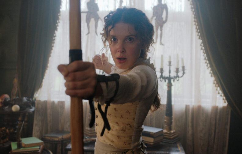 Enola Holmes (2020) ✦✦✦✦✧