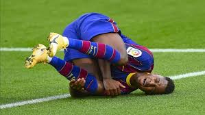 La lesió d'Ansu Fati