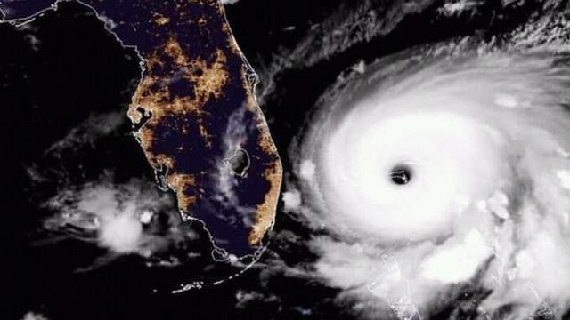 Per què els huracans temporals tenen nom de noia?