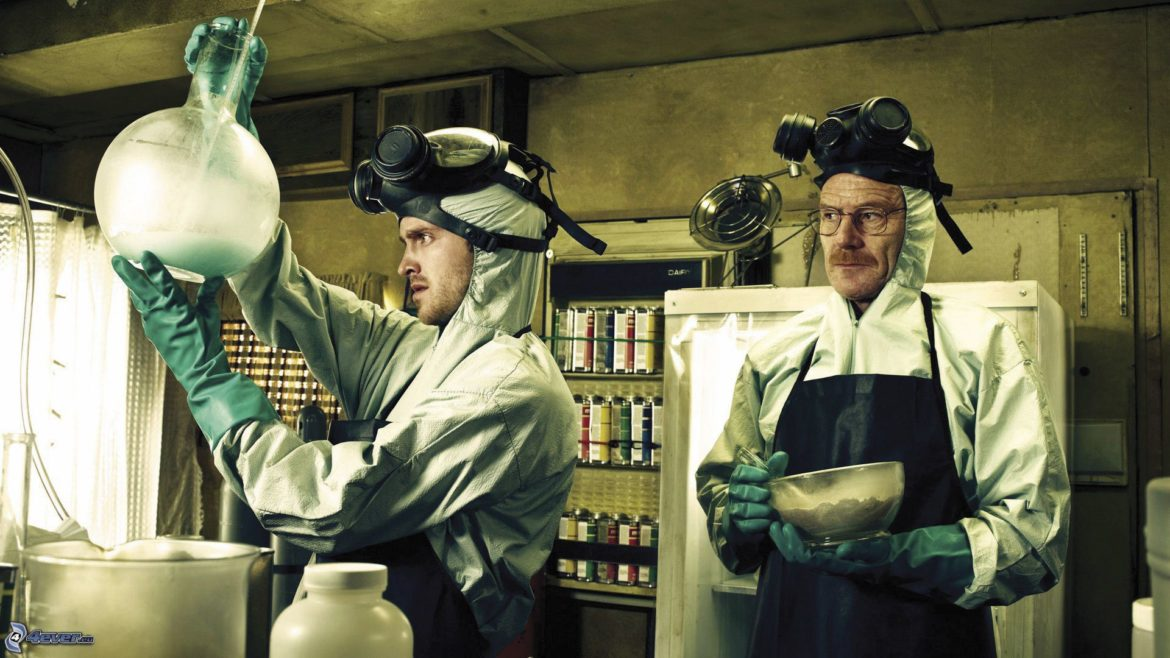 Breaking bad (2013) ✦✦✦✦✧