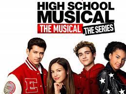 High school musical el musical la serie✦✦✦✧✧