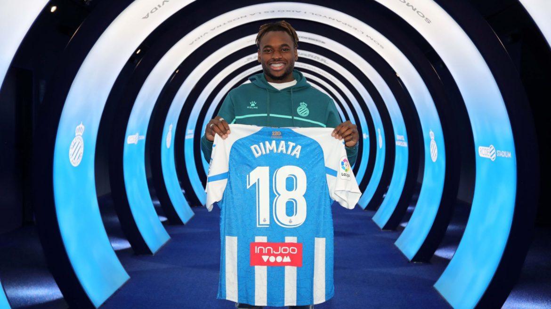 Dimata, l'arriscada aposta de l'Espanyol