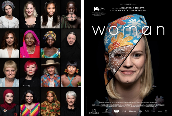 WOMAN – Pel·lícula / Documental