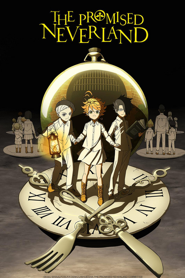 2n TEMPORADA DE THE PROMISE OF NEVERLAND